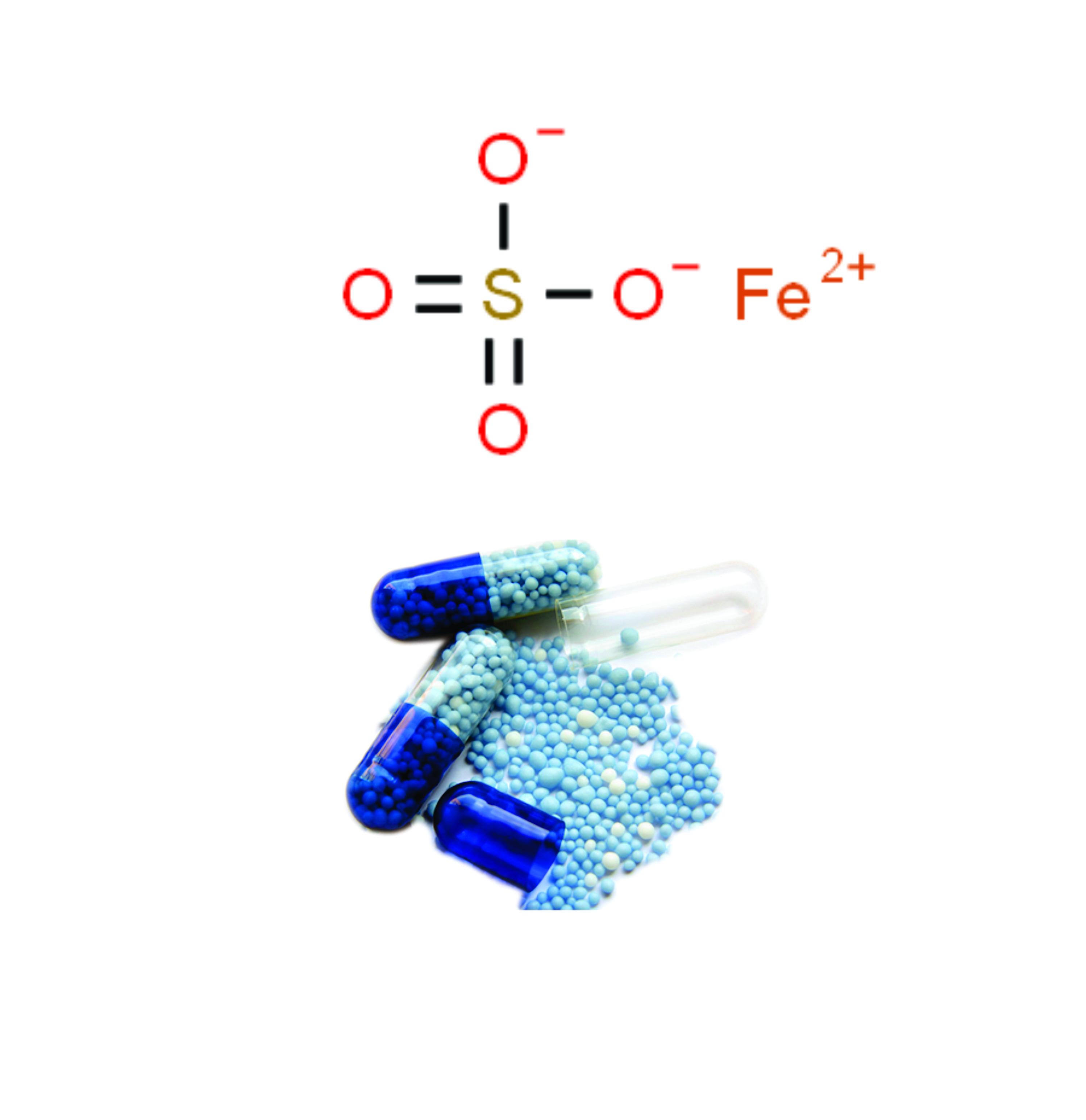 Ferrous Sulfate IR Pellets