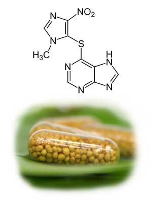 Azathioprine Pellets