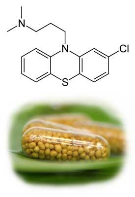 Chlorpromazine Pellets