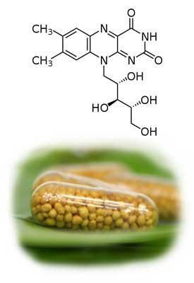 Riboflavin Vitamin B2 Pellets