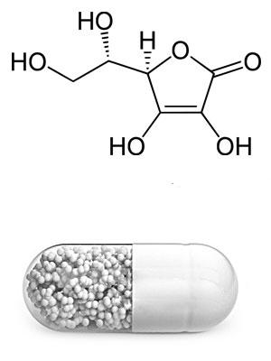 Vitamin C Pellets