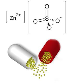 Zinc Sulfate Pellets
